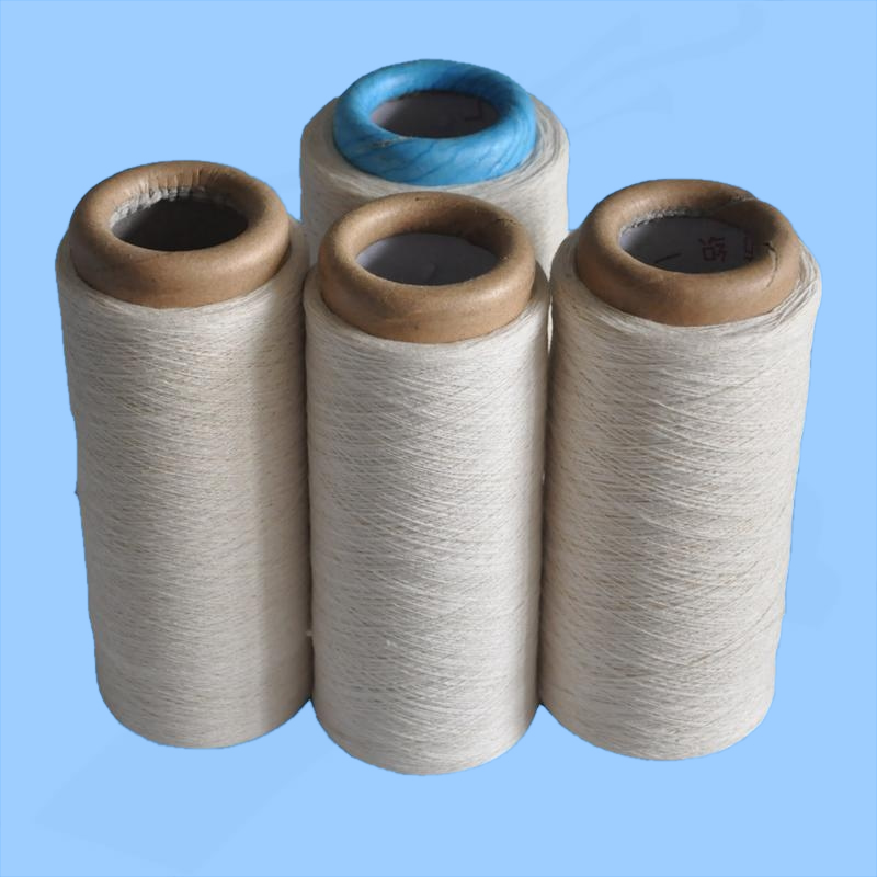 recycled cotton yarn for glove low twist yarn for working gloves
