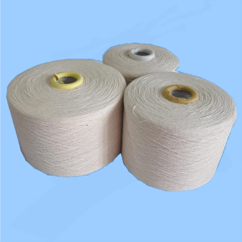 recycled cotton yarn for knitting/weaving
