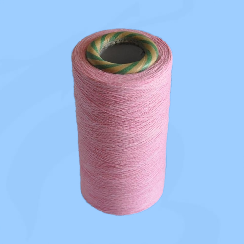 recycled color 65/35 cotton/polyester yarn for knitting dyed color