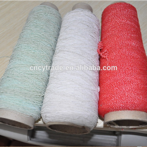 eco friendly sock kniting yarn rubber yarn